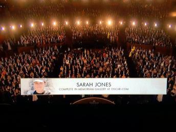 sarah jones.